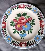 Bélapátfalva antik tányér