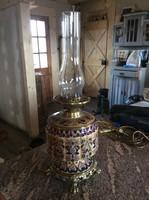 Fischer Ignác petroleum lámpa