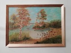 Kacsák a tónál-Kiss