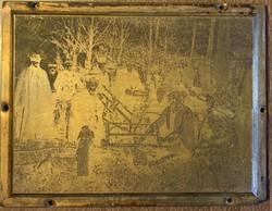 Réz nyomólemez II. (XIX. század)