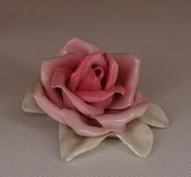 S112 Régi porcelán ENS rózsa