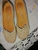 Szebbnél szebbek molett nálam Jenny by Ara 40  40,5   6,5  bőr szépséges cipő széles lábra