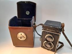 Rolleiflex fényképezőgép