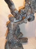 Szabadságharcos szobor