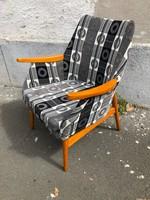 Modern fotel.