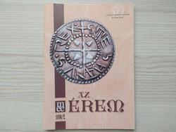 Az Érem 2019/2 kiadvány 50 éves a Magyar Éremgyűjtők Egyesülete (id44411)