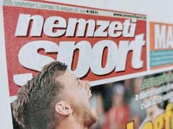 2014 január 4  /  Nemzeti Sport  /  SZÜLETÉSNAPRA RÉGI EREDETI ÚJSÁG Ssz.:  3187