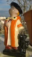 A kis bojtár-Komlós figura remek megformálás