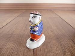 Herendi kínai kis figura
