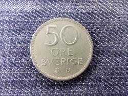 Svédország VI. Gusztáv Adolf (1950-1973) 50 Öre 1965 U (id17580)
