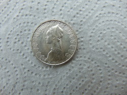 Olaszország EZÜST 500 lira 1967