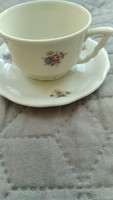 Zsolnay kávés manofules csésze