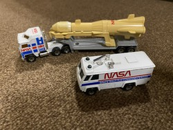 Matchbox - NASA Transporter - Space Kentworth kamion