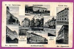 *C - - - 029  Magyarország régi képeken: Szatmárnémeti (Karinger fotó)
