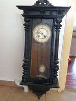 Antik Fali óra eladó! ÓNÉMET falióra 80 cm eladó!