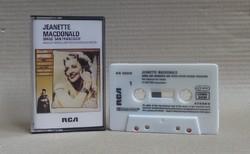 Jeanette MacDonald Sings San Francisco and Other Silver Screen Favorites - magnókazetta