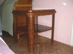 Art Deco asztal Bauhaus