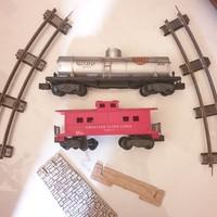 """2 vagon + sínek, kiegészítő """"6542"""""""