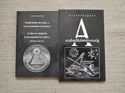 Szabadkőműves könyvek