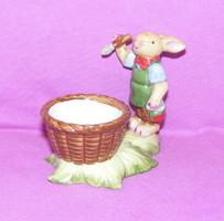 Villeroy & Boch nyuszi tojástartó figura