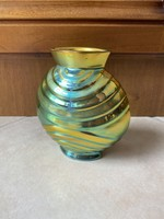 Zsolnay eozin modern váza