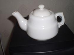 Antik Porcelán Teás Kávés Kiöntő