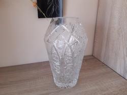 Ólom kristály váza