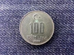 Törökország 100 bin líra 2003 (id16552)