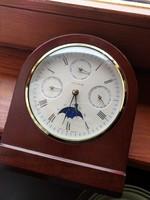 Kienzle naptáras,holdas asztali óra