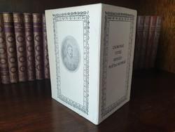 Csokonai Vitéz Mihály ( Poétai Munkái) 7db-os könyvgyűjtemény