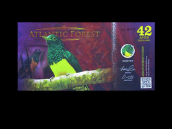UNC - ATLANTIC FOREST - 42 AVE DOLLÁR - 2019