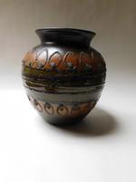 Veb Haldensleben retro váza 19 cm