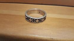 Régi ezüst gyűrű 925