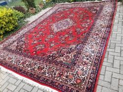 Főúri méretű 308x435 cm kézi csomózású gyapjú perzsa szőnyeg MM_720