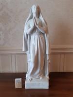 Herendi óriási Mária szobor 48 cm.