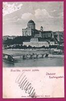 *C-0004        Esztergom   1899 Bazilika, Prímási Palota