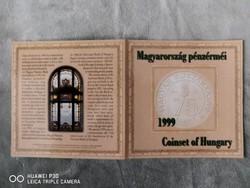 Magyarország Pénzérméi 1999 PP hibátlan