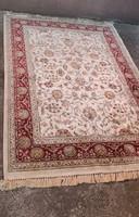Selyemperzsa szőnyeg 160x230
