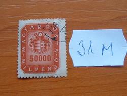 50000 MILPENGŐ 1946 CÍMER   31M