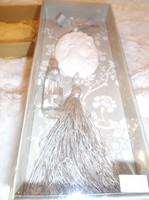 ILLATOSÍTÓ PARFÜM - Új - Vintage stílus - doboz méret 25 x 10 cm - szép - különleges ajándék