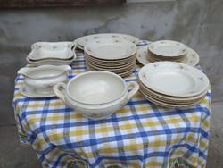 Bajor porcelán készlet
