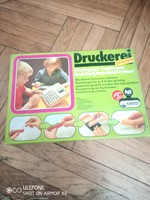 Marburger Drukkerei 1970-80-as évekbeli német gyermeknyomda