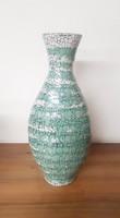 Gorka Géza retro iparművészeti kerámia váza