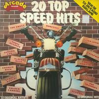 Various - 20 Top Speed Hits (LP, Comp)
