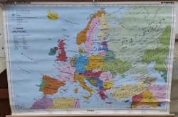 Nagy falitérkép / Európa országai 47727 Stiefel