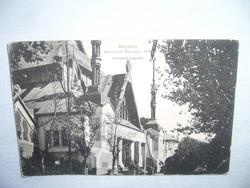VILÁGKIÁLLITÁS  1906  MAGYAR PAVILON