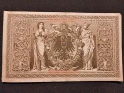 Gyönyörű 1000 Márka 1910