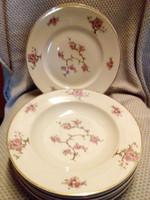 Porcelán tányérok