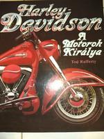 Harley-Davidson A motorok királya