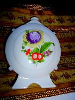 Ó Herendi (címeres ) porcelán kulacs 19,5 cm magas, 15 cm széles
